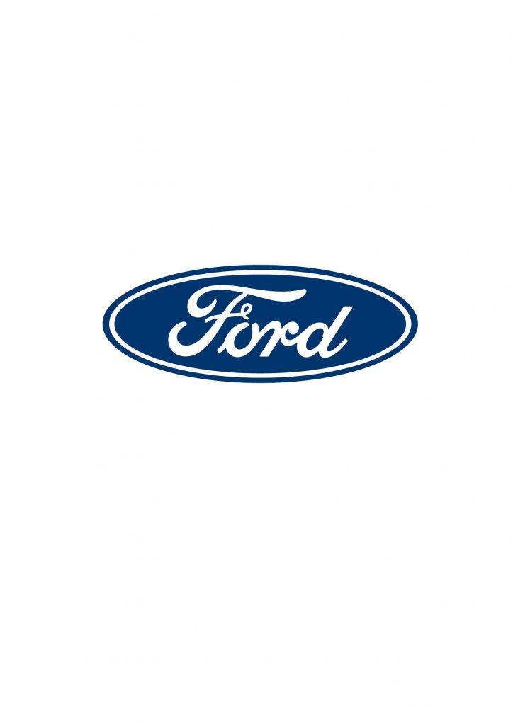 Design of leaf logo for ford new holland